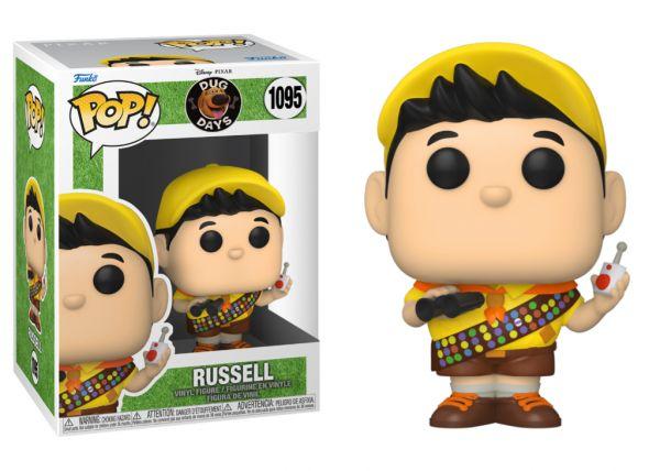Dug Days - Russell