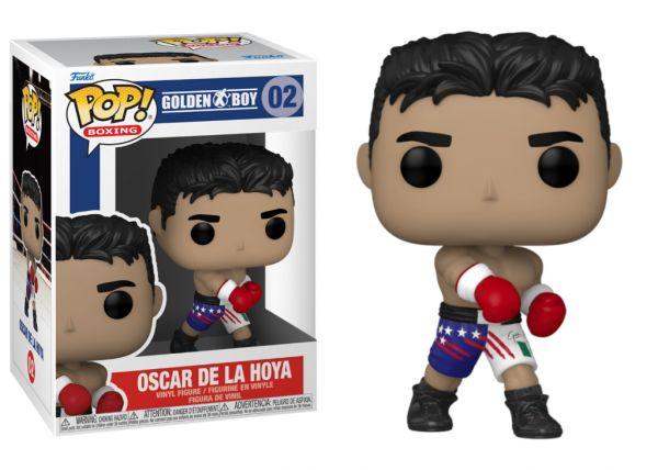 Box - Oscar De La Hoya