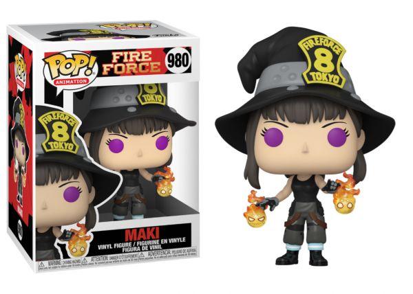 Fire Force - Maki