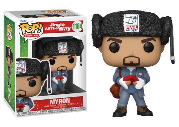 Świąteczna gorączka - Myron