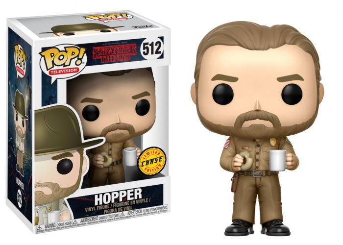 Stranger Things - Hopper 2