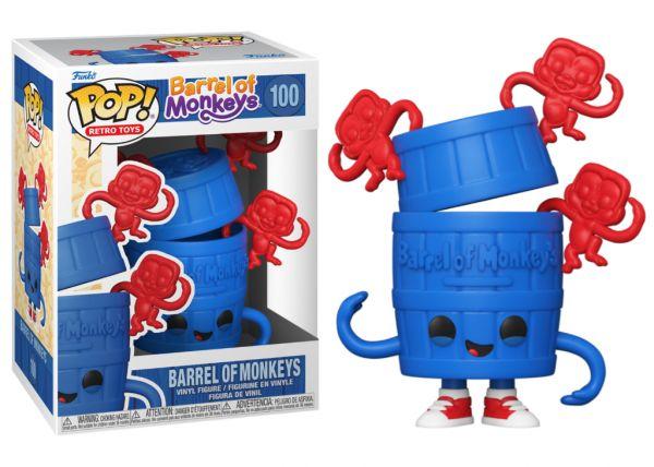 Retro - Barrel of Monkeys