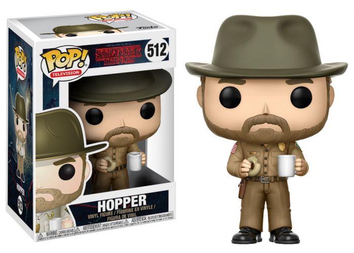 Stranger Things - Hopper