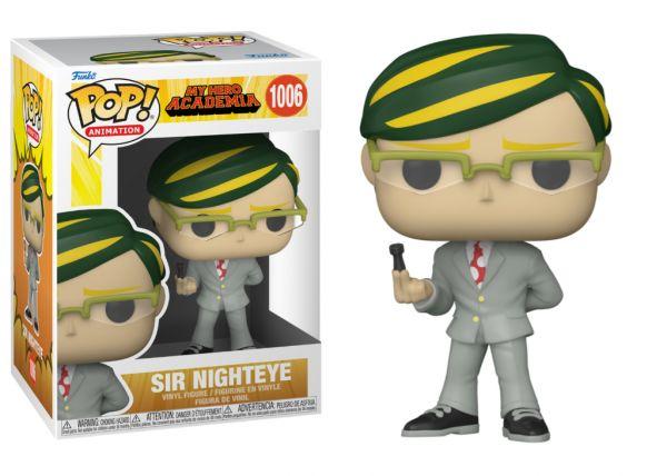 Boku no Hero Academia - Sir Nighteye