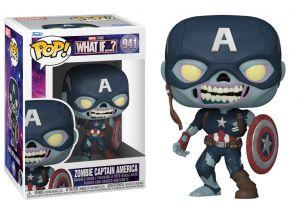 What If - Kapitan Ameryka (Zombie)
