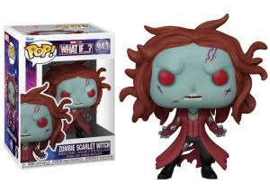 What If - Scarlet Witch (Zombie)