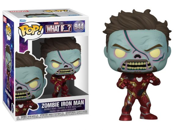 What If - Iron Man (Zombie)