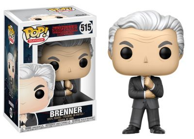 Stranger Things - Brenner