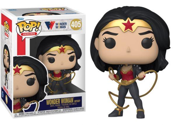 80 rocznica Wonder Woman - Odyssey
