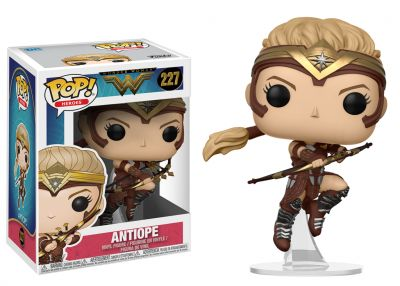 Wonder Woman - Antiope
