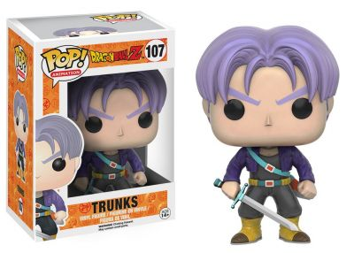 Dragon Ball Z - Trunks