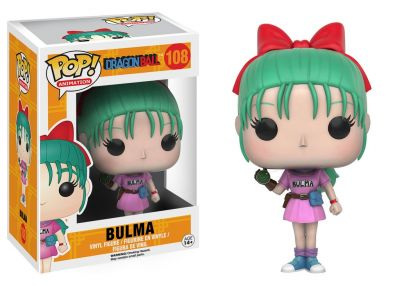 Dragon Ball - Bulma