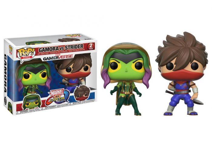 Marvel Vs. Capcom - Gamora & Strider