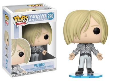 Yuri!!! On ICE - Yurio