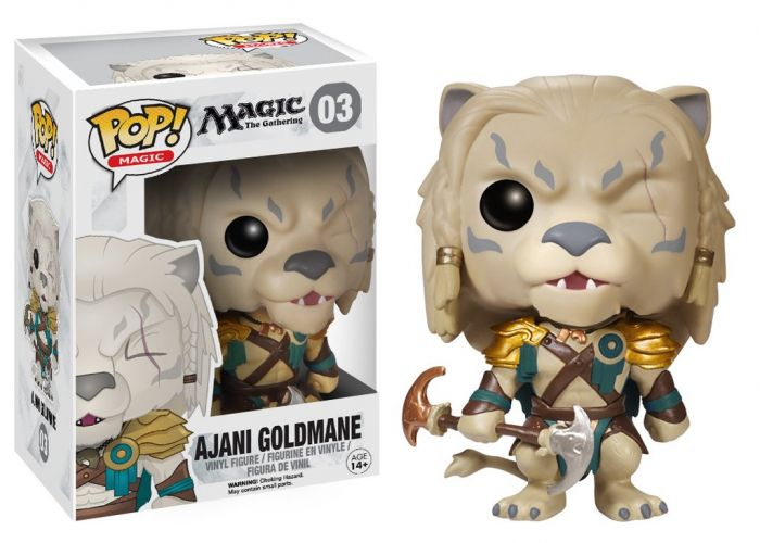 Magic: The Gathering - Ajani Goldmane