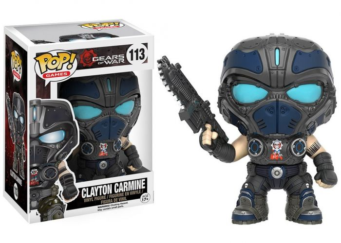 Gears of War - Clayton Carmine