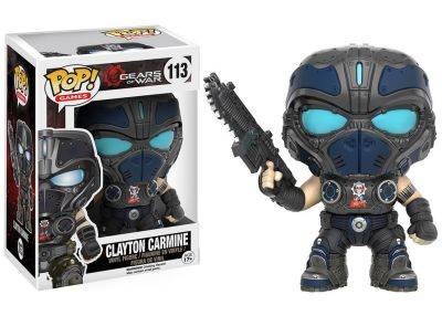 Gears of War - Clayton Carmine