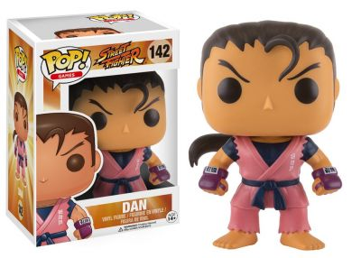 Street Fighter - Dan