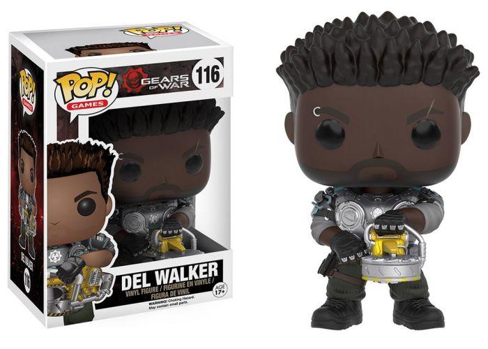 Gears of War - Del Walker