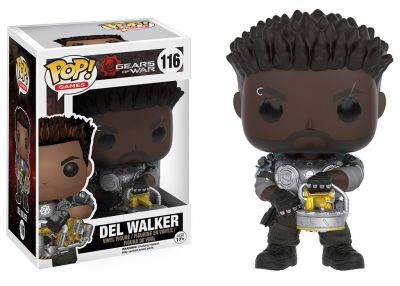 Gears of War - Del Walker