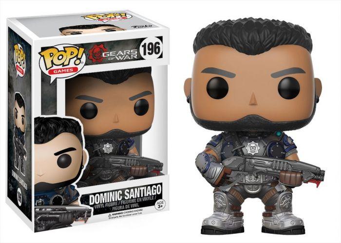 Gears of War - Dominic Santiago