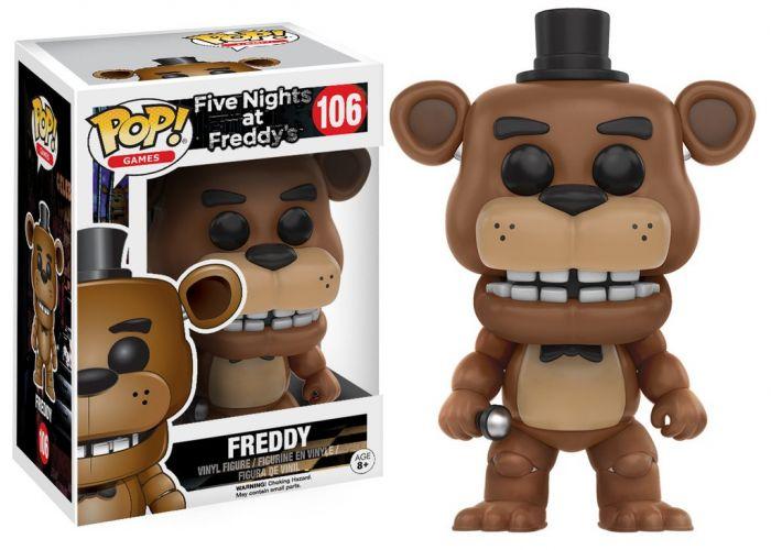 Five Nights At Freddy's - Freddy