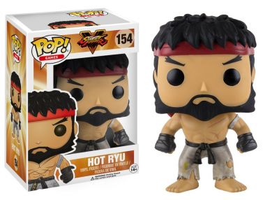 Street Fighter - Hot Ryu