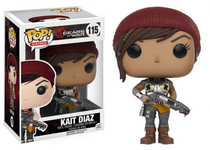 Gears of War - Kait Diaz