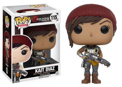 Gears of War - Kait Diaz