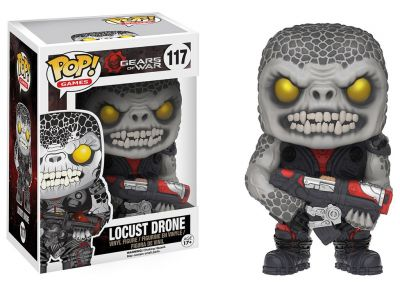 Gears of War - Locust Drone