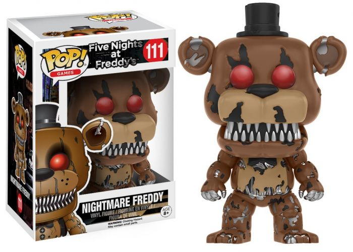 Five Nights At Freddy's - Nightmare Freddy