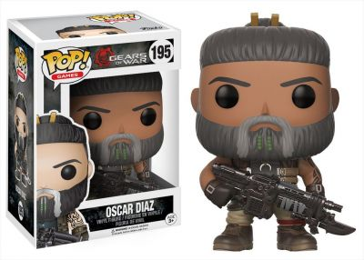 Gears of War - Oscar Diaz