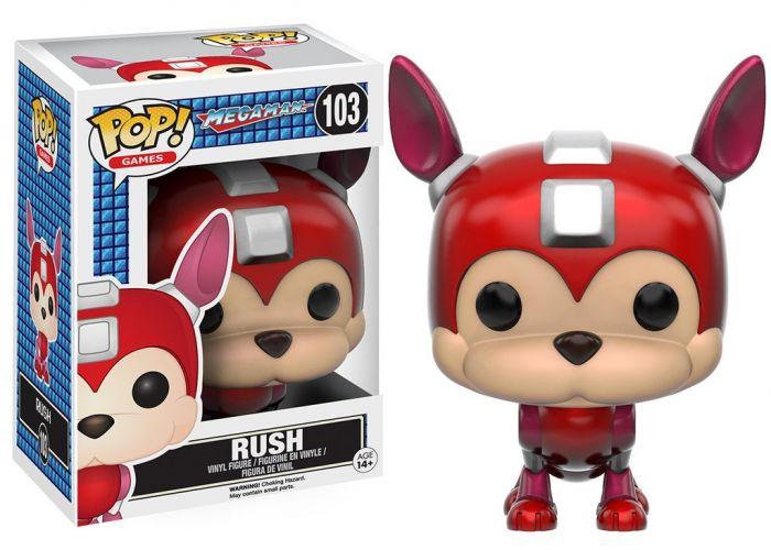 Mega Man - Rush