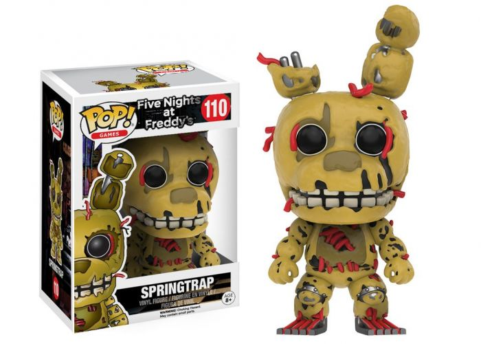 Five Nights At Freddy's - Springtrap