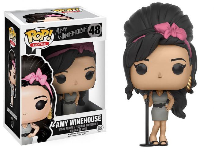 Gwiazdy - Amy Winehouse