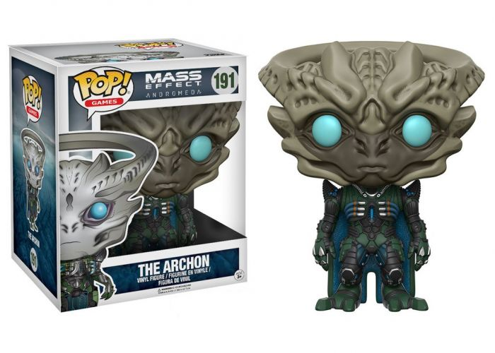 Mass Effect: Andromeda - The Archon