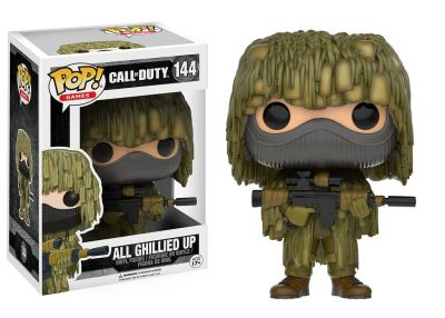 Call of Duty - All Ghillied Up