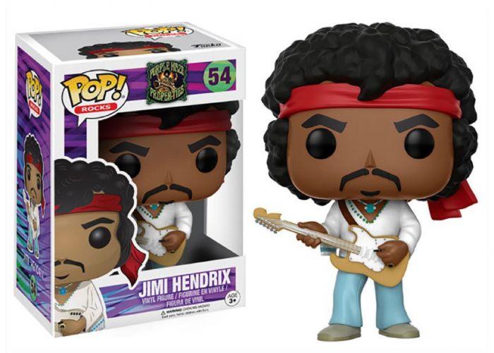 Gwiazdy - Jimi Hendrix