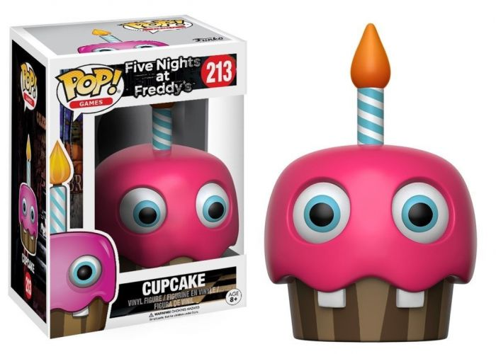 Five Nights At Freddy's - Cupcake