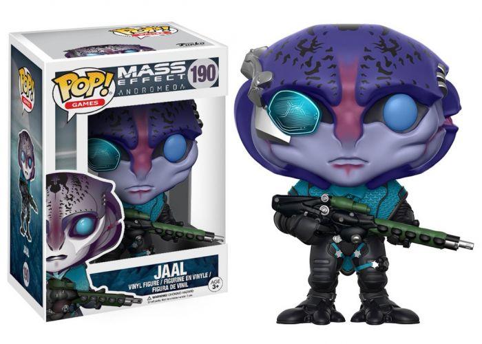 Mass Effect: Andromeda - Jaal
