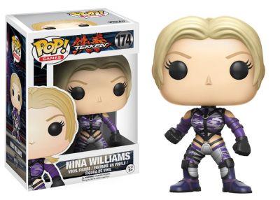 Tekken - Nina Williams