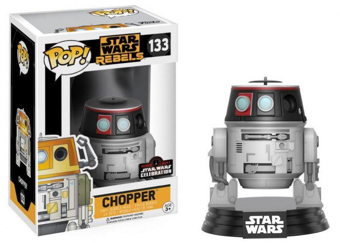 Gwiezdne Wojny: Rebelianci - Chopper