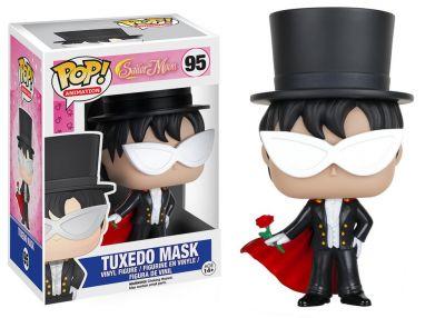 Czarodziejka z Księżyca - Tuxedo Mask