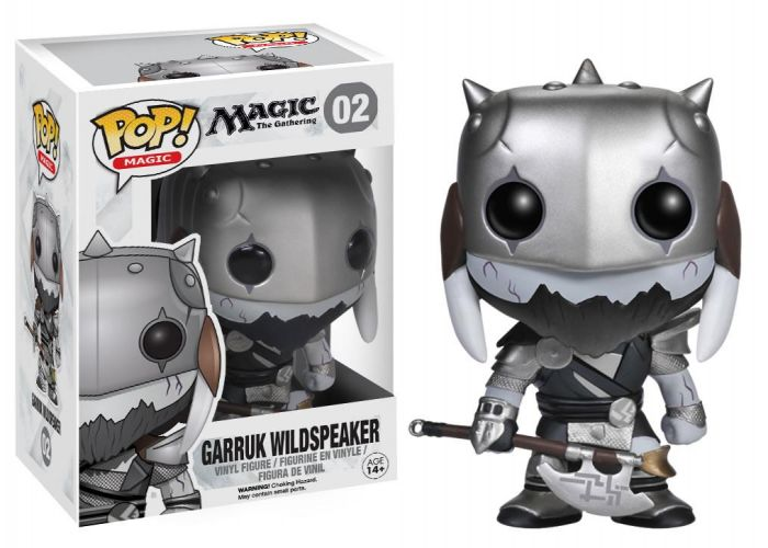 Magic: The Gathering - Garruk Wildspeaker