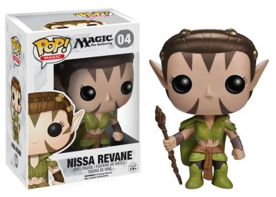 Magic: The Gathering - Nissa Revane