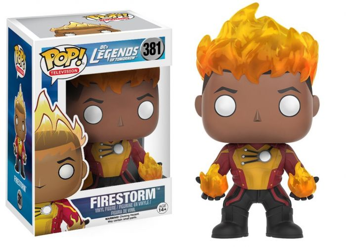 Legends of Tomorrow - Firestorm
