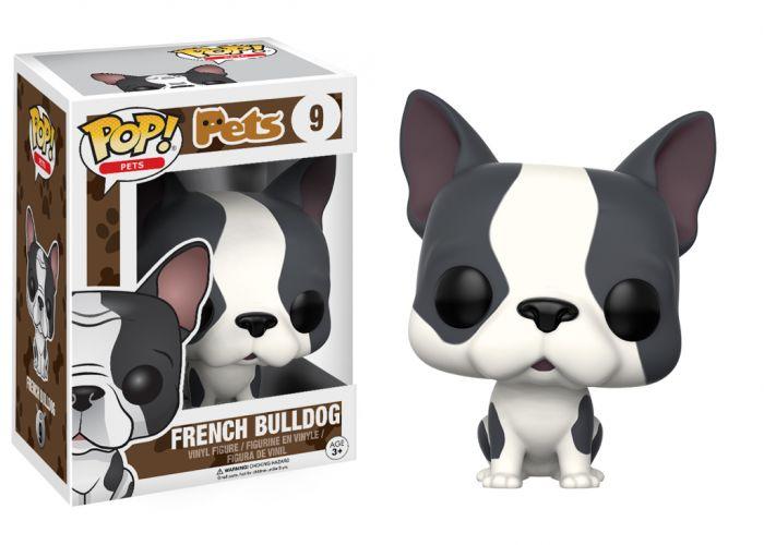 Zwierzaki - Buldog francuski