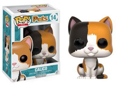 Zwierzaki - Kot calico