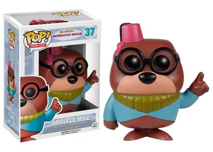 Hanna-Barbera - Morocco Mole