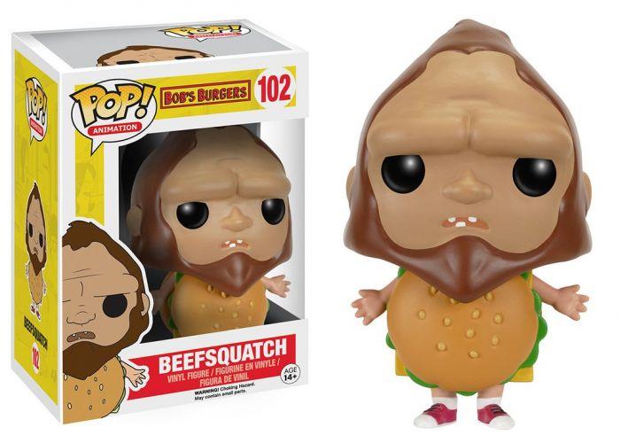 Bob's Burgers - Beefsquatch